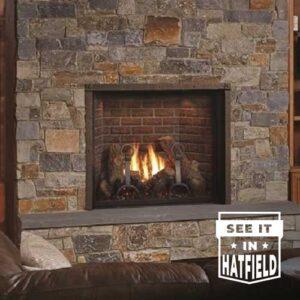 4237 Gas Fireplace by Fireplace Xtrordinair