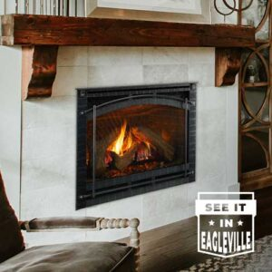 6000 Series Gas Fireplace by Heat & Glo