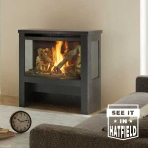 Cypress by Lopi Gas Stove